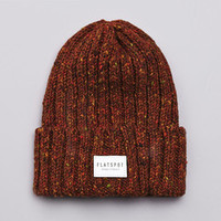 Flatspot - Flatspot AIC Donegal Wool Watchcap Deep Red