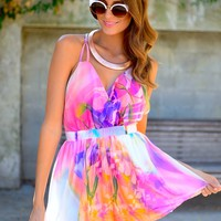 LUMINESCENSE PLAYSUIT