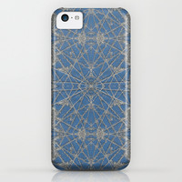 Frozen Blue iPhone & iPod Case by Project M