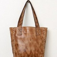 Stevie Distressed Tote