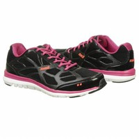 Athletics Ryka Women's Excel Black/Berry/Coral FamousFootwear.com