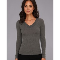 Gabriella Rocha Thermal Long Sleeve Top