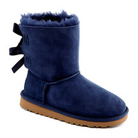 UGG Australia Girls' Bailey Bow Boots | Dillard's Mobile