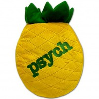 Psych Pineapple Pillow