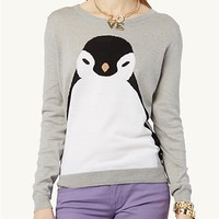 Penguin Sweater | Tops | rue21