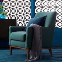 Sloan Upholstered Chair - Solids