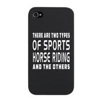 Horse Riding Designs iPhone Snap Case