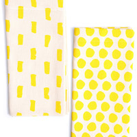 Mixed Print Napkin Set | LEIF