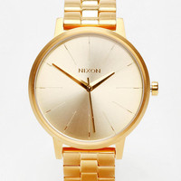 Nixon Kensington Gold Watch - Urban Outfitters