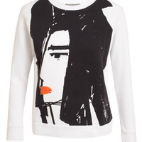 OSMAN YOUSEFZADA | Geisha Printed Cotton Sweatshirt | Browns fashion & designer clothes & clothing