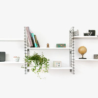 Classic & Flexible Steel Shelves – Tomado