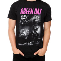 Green Day Live T-Shirt