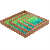 Lisa Argyropoulos Sea Breeze Square Tray