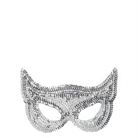 Sequin Bat Mask