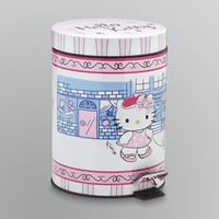 Sanrio Hello Kitty Bonjour Paris Bathroom Trash Can