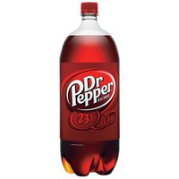 Walmart: Dr Pepper Soda, 2 l