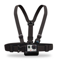 GoPro Chest Mount Harness | Strap it on to capture amazing HD footage