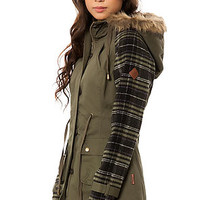 The Thurso Parka