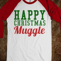 happy christmas muggle