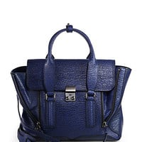 Pashli Medium Pebbled Satchel