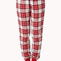 Fireside Tartan Plaid PJ Pants