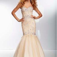 Mori Lee 95039 Prom Dress - PromDressShop.com
