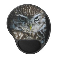 Little Owl Gel Mousepad