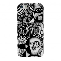 ArtsCase :: The LifeStyle | Circles and Life for Apple iPhone 5 / 5S