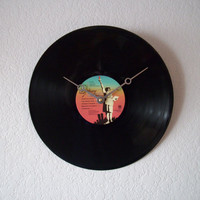 Supertramp Vinyl Record Wall Clock