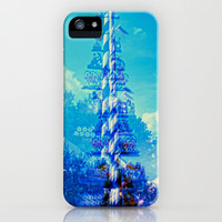 Maypole  iPhone & iPod Case by Angela Bruno