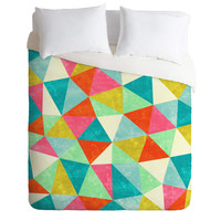 Jacqueline Maldonado Movement 1 Duvet Cover