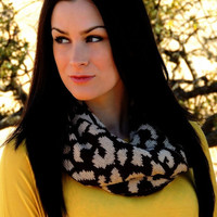 Wild One Infinity Scarf - VIRGINIA FIELDS