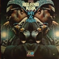 "Roland Kirk - Left & Right 12"" 1st OG Vinyl LP 1969 US Atlantic SD-1518"
