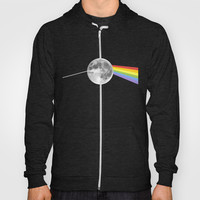 Dark Side of the Moon. Hoody by Nick Nelson