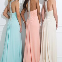 Tony Bowls Paris Dress 114741 at Peaches Boutique