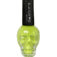 Blackheart Bubbly Nail Polish