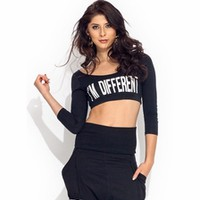 Dare 2 B Different Cropped Top - GoJane.com