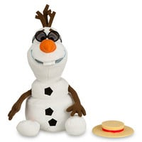 Olaf Singing Plush - 10 1/2''
