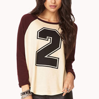 Athletic Baseball Sweatshirt