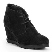 SONOMA life + style® Suede Wedge Booties - Women
