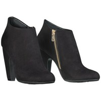 Women's Mossimo® Vonnie Shootie Ankle Boot - Black
