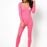 South Beach Madison Cheeky Bum Onesuit