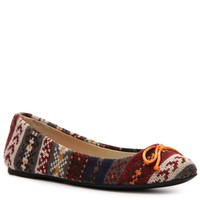 French Follies Uma Flat