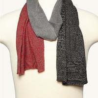 Color Block Knit Scarf | Cold Weather | rue21