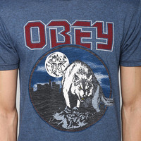 OBEY Wild In The Streets Tee - Urban Outfitters