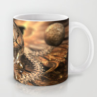 Ambered Mug by SensualPatterns