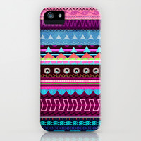 Aztec #2 iPhone & iPod Case by Emiliano Morciano (Ateyo)