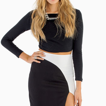 Lustful Kisses Skirt $26