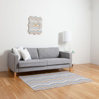 Heather Dutton Dash And Dot Neapolitan Woven Rug