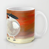 couple Mug by Marianna Tankelevich